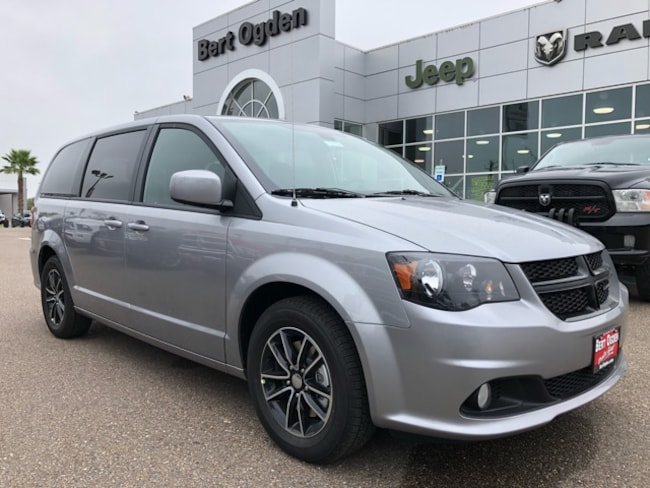 New 2019 Dodge Grand Caravan SE PLUS Passenger Van in Harlingen