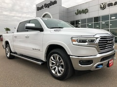 New 2019 Ram All-New 1500 LARAMIE LONGHORN CREW CAB 4X4 5'7 BOX Crew Cab 1C6SRFKT9KN744170 Harlingen