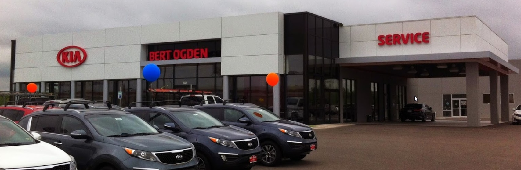 Bert Ogden Harlingen Kia Serving McAllen
