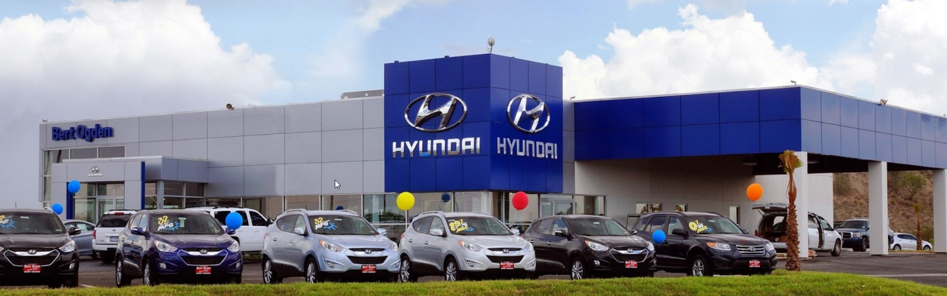 Bert Ogden Hyundai Serving Edinburg