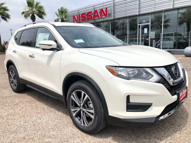 Bert Ogden Nissan >> New 2019 Nissan Rogue For Sale At Bert Ogden Bmw Vin