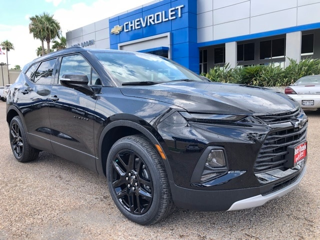 New 2019 Chevrolet Blazer For Sale at Bert Ogden BMW | VIN