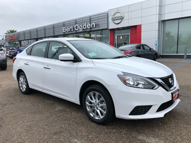 Bert Ogden Nissan >> New 2019 Nissan Sentra For Sale At Bert Ogden Bmw Vin