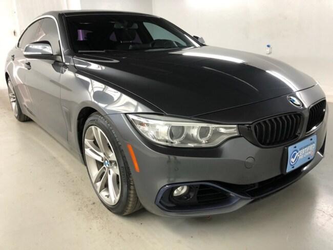 2016 BMW 428i Gran Coupe w/SULEV Gran Coupe