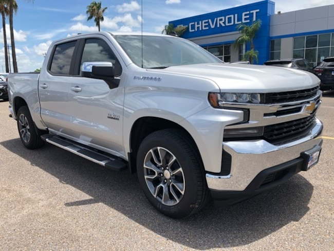 New 2019 Chevrolet Silverado 1500 For Sale At Bert Ogden Bmw Vin