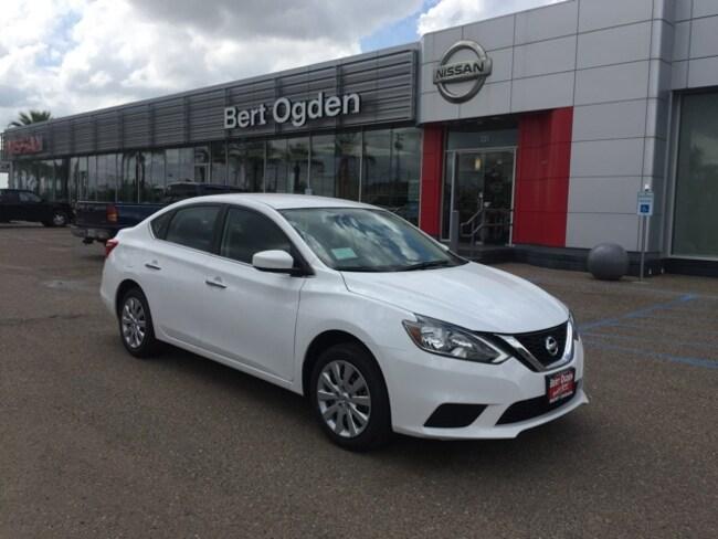 Bert Ogden Nissan >> New 2019 Nissan Sentra For Sale At Bert Ogden Bmw Vin