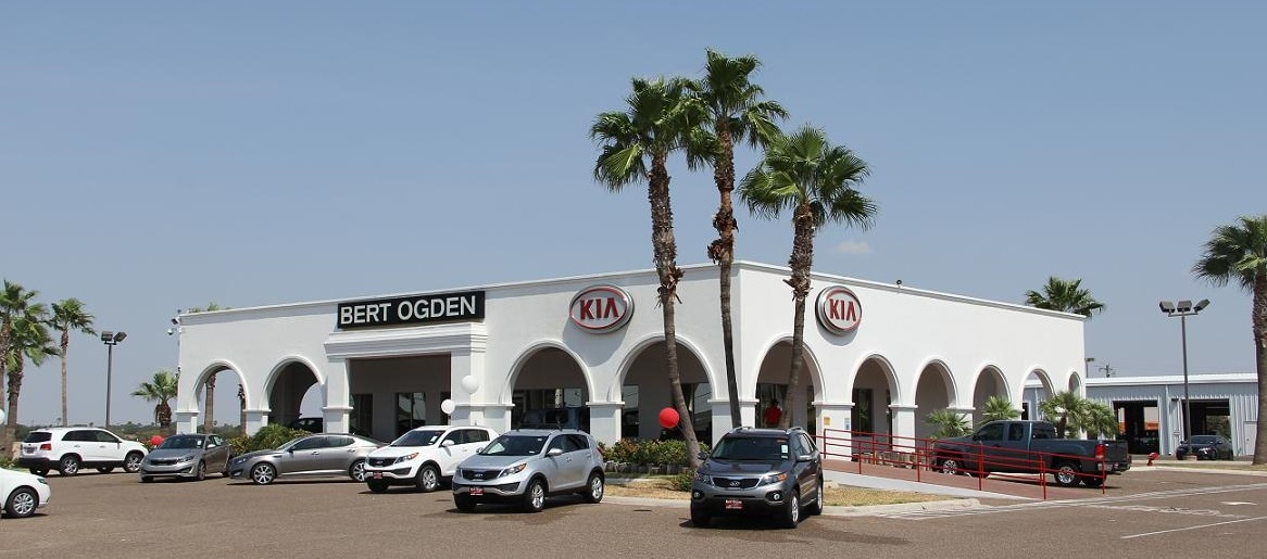 Bert Ogden Mission Kia Serving McAllen