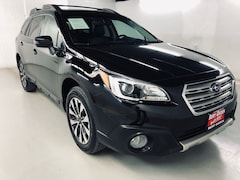 Used 2017 Subaru Outback 2.5i Limited with SUV X070860 in Edinburg, TX