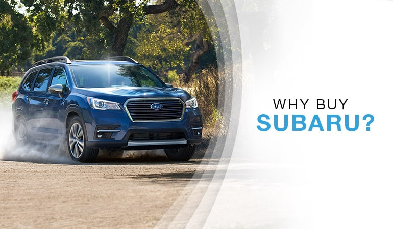 Why Buy Subaru? - Bert Ogden Subaru - Edinburg, TX