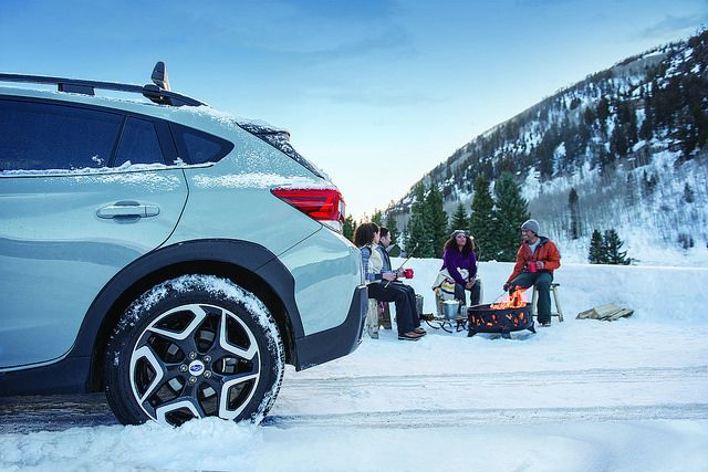 2018 Subaru Crosstrek Snow Outside | Bert Ogden Subaru | Edinburg, TX