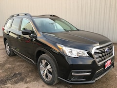 New 2019 Subaru Ascent Premium 8-Passenger SUV 4S4WMACD9K3448818 in Edinburg, TX