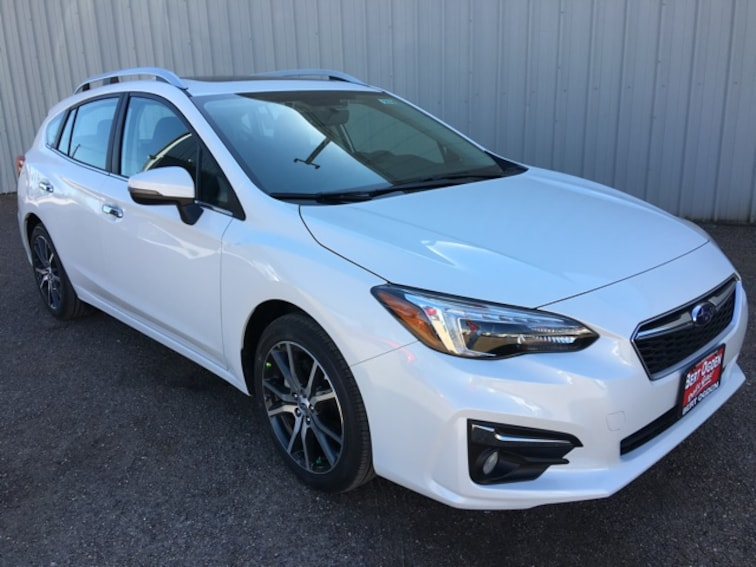 2019 Subaru Impreza 2.0i Limited 5-door 4S3GTAT62K3717707