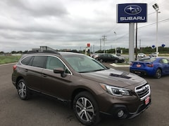 New 2019 Subaru Outback 2.5i Limited SUV 4S4BSAJC2K3223400 in Edinburg, TX
