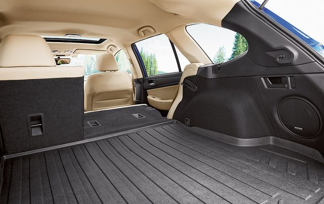 High Quality 2018 Subaru Outback Interior