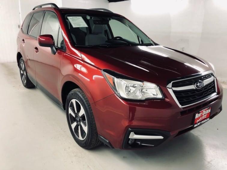 2017 Subaru Forester 2.5i Premium SUV