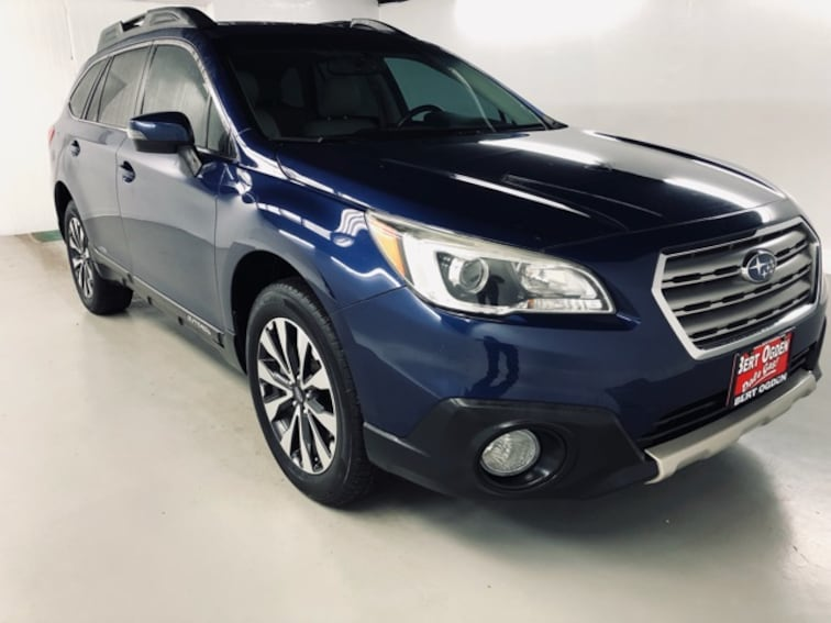 2015 Subaru Outback 3.6R Limited w/Moonroof/KeylessAccess/Nav/EyeSight SUV