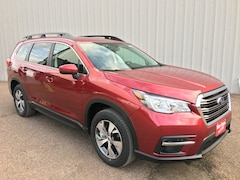 New 2019 Subaru Ascent Premium 8-Passenger SUV 4S4WMABD6K3452925 in Edinburg, TX