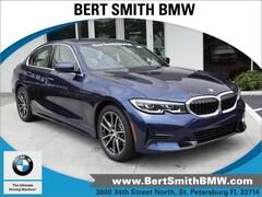 New 2019 BMW 3 Series 330i Sedan WBA5R1C54KAK07414 for Sale in Saint Petersburg, FL