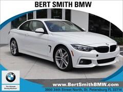 New 2020 BMW 4 Series 430i Convertible WBA4Z1C02L5N05129 for Sale in Saint Petersburg, FL