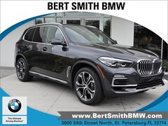 New 2019 BMW X5 xDrive40i xDrive40i Sports Activity Vehicle 5UXCR6C53KLL22810 for Sale in Saint Petersburg, FL