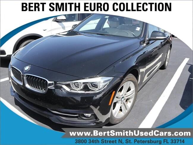 Certified 2016 BMW 3 Series 328i Sedan Saint Petersburg