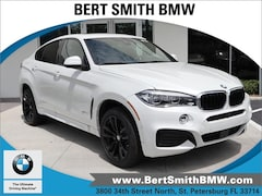 New 2019 BMW X6 sDrive35i Coupe 5UXKU0C57K0H99459 for Sale in Saint Petersburg, FL