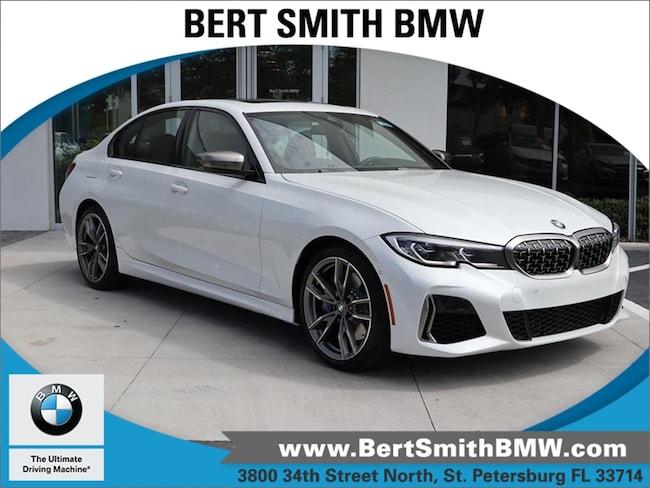 2020 BMW 3 Series M340i Sedan WBA5U7C09LAF54215 in Saint Petersburg