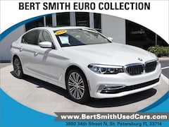 2018 BMW 5 Series 540i Sedan WBAJE5C57JWA97707