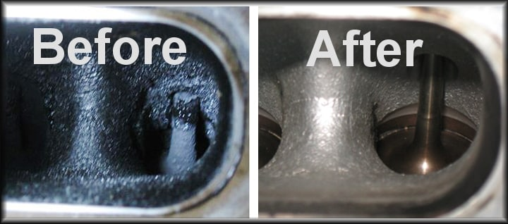 BMW Engine Cleaning - Carbonblast Induction Service for ...