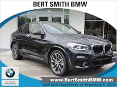 New 2019 BMW X4 xDrive30i Coupe 5UXUJ3C51KLG56718 for Sale in Saint Petersburg, FL