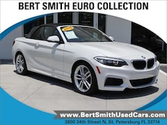 2016 BMW 2 Series 228i Convertible WBA1K9C59GV322611