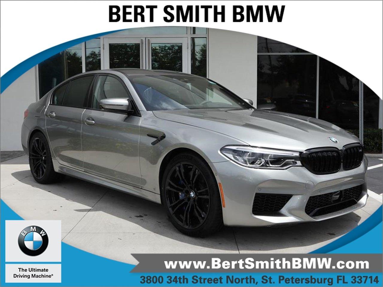 2019 BMW M5 Sedan WBSJF0C52KB448167