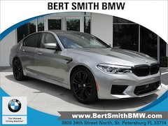 New 2019 BMW M5 Sedan WBSJF0C52KB448167 for Sale in Saint Petersburg, FL