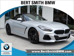 New 2019 BMW Z4 sDrive30i Roadster WBAHF3C56KWW41483 for Sale in Saint Petersburg, FL