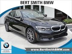 New 2019 BMW 3 Series 330i Sedan WBA5R1C54KAK06876 for Sale in Saint Petersburg, FL