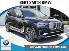 New 2019 BMW X7 xDrive50i xDrive50i Sports Activity Vehicle 5UXCX4C58KLS35916 for Sale in Saint Petersburg, FL