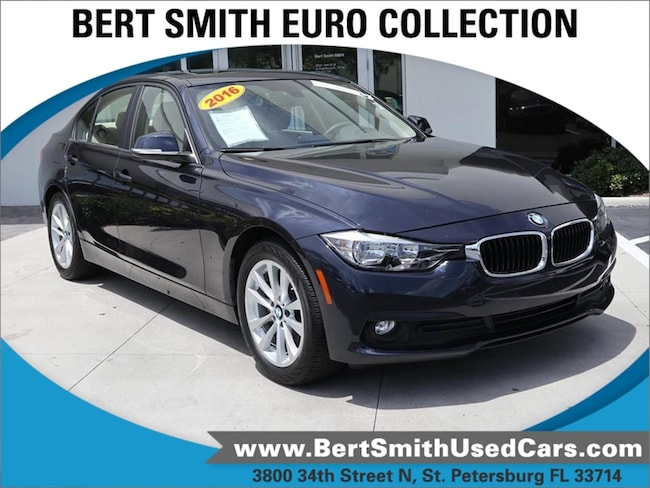 Certified 2016 BMW 3 Series 320i Sedan Saint Petersburg