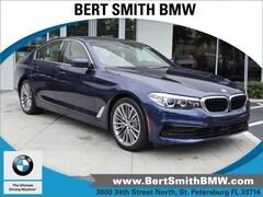 New 2019 BMW 5 Series 530i Sedan WBAJA5C54KBX87755 for Sale in Saint Petersburg, FL