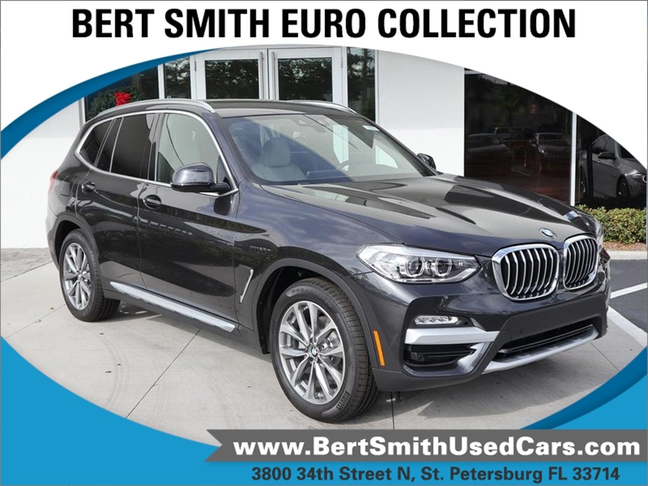 2019 BMW X3 sDrive30i sDrive30i Sports Activity Vehicle