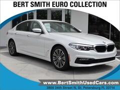 2018 BMW 5 Series 540i Sedan WBAJE5C52JWA95198 for Sale in St. Petersburg, FL