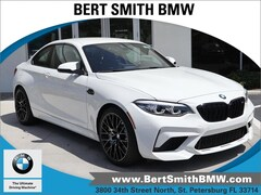 New 2020 BMW M2 Competition Coupe WBS2U7C0XL7D74429 for Sale in Saint Petersburg, FL
