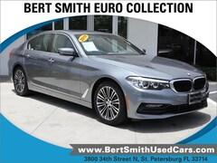 2018 BMW 5 Series 530i Sedan WBAJA5C53JG900080