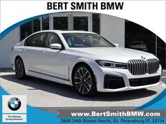 New 2020 BMW 7 Series 740i Sedan WBA7T2C06LGF96806 for Sale in Saint Petersburg, FL