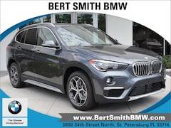 New 2019 BMW X1 sDrive28i sDrive28i Sports Activity Vehicle WBXHU7C51K3H45435 for Sale in Saint Petersburg, FL