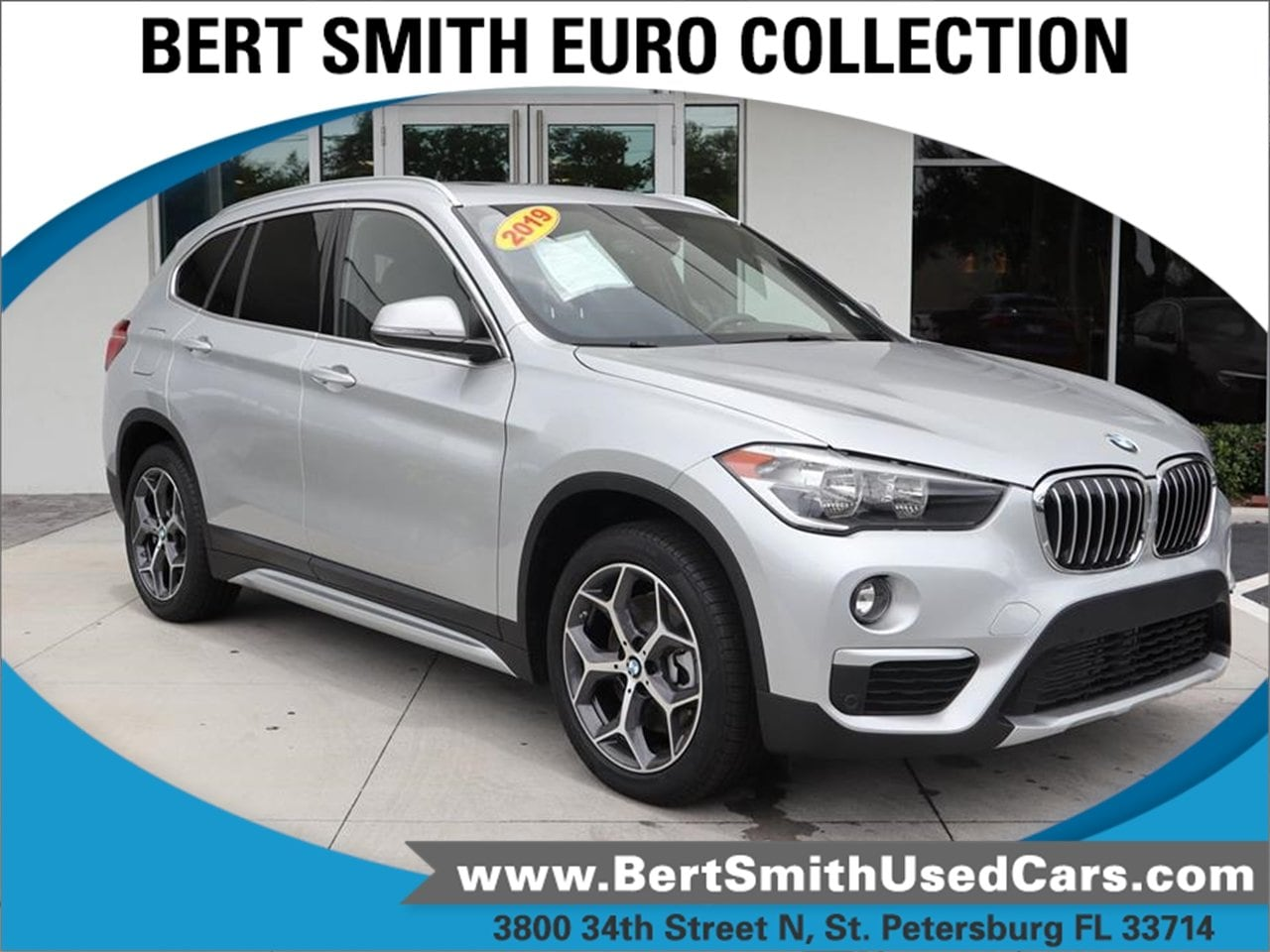 2019 BMW X1 sDrive28i sDrive28i Sports Activity Vehicle