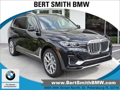 New 2019 BMW X7 xDrive40i xDrive40i Sports Activity Vehicle 5UXCW2C5XKL084312 for Sale in Saint Petersburg, FL