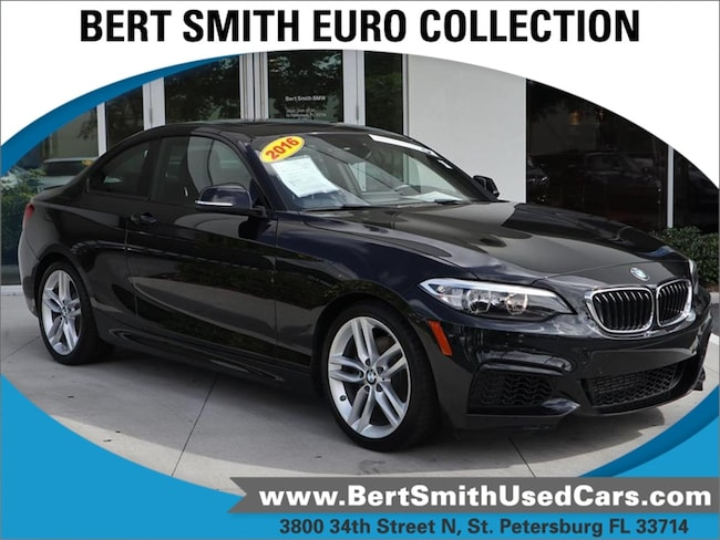Certified 2016 BMW 2 Series 228i Coupe Saint Petersburg