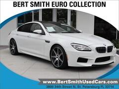 2016 BMW M6 Coupe WBS6E9C53GG437198