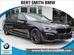 New 2020 BMW 7 Series 750i xDrive Sedan WBA7U2C01LGJ59662 for Sale in Saint Petersburg, FL