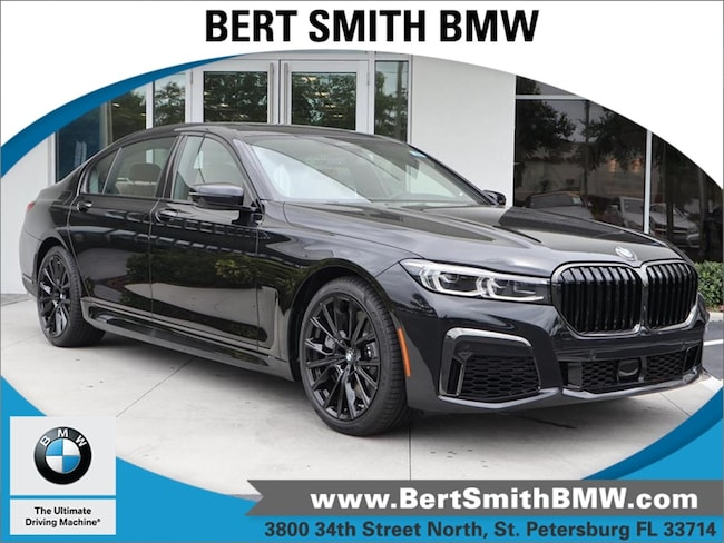 2020 BMW 7 Series 750i xDrive Sedan WBA7U2C01LGJ59662 in Saint Petersburg